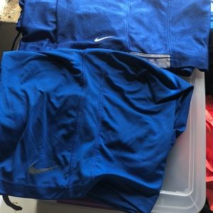 LOT OF 4 pairs of Nike athletic shorts